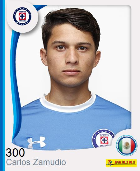 Carlos Zamudio Monterrubio
