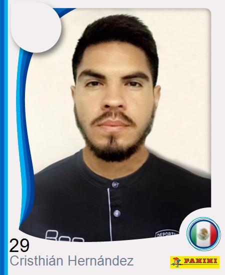 Cristhian Hernández