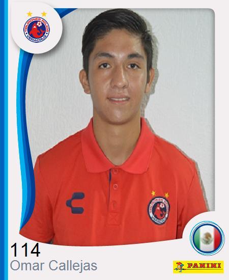 Omar Callejas Cruz