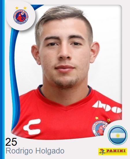 Rodrigo Julián Holgado