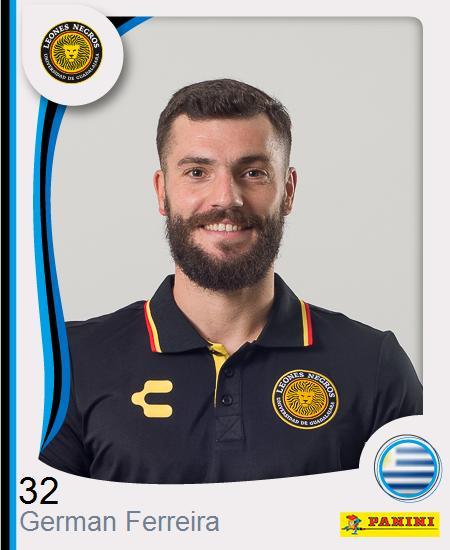German Ferreira Caceres