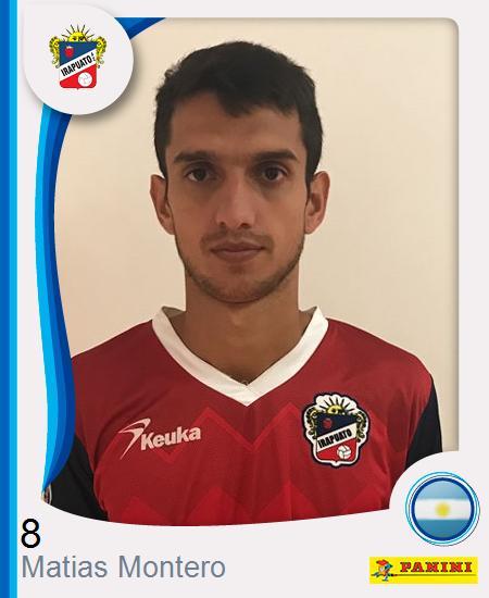 Matias Oscar Montero