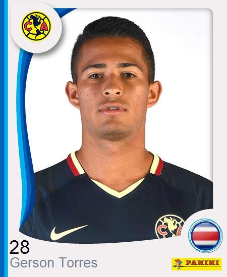 Gerson Torres Barrantes