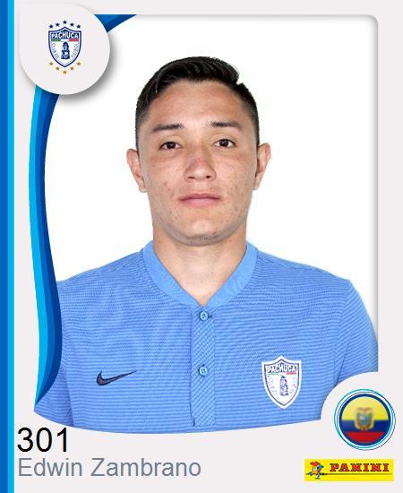 Edwin Fernando Zambrano Mendoza