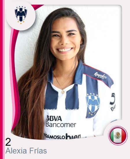 Alexia Frías