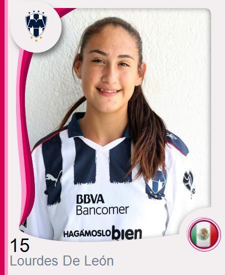 Lourdes Alejandra De León Acosta
