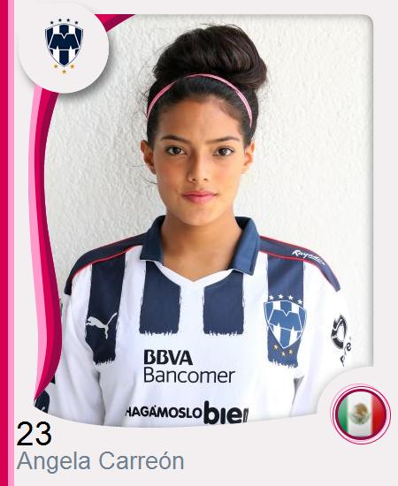 Angela Valeria Carreón Fuantos