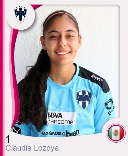 Claudia Ivette Lozoya Lechuga