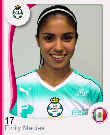 Emily Dariana Macías Ramírez