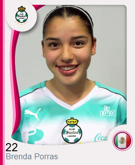 Brenda Marcela Porras Salazar