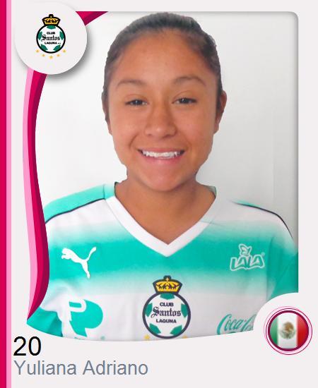 Yuliana Adriano De La Cruz