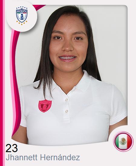 Jhannett Abigail Hernández Moreno