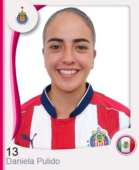 Daniela Pulido Saldaña
