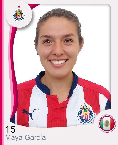 Maya Xcaret García Núñez