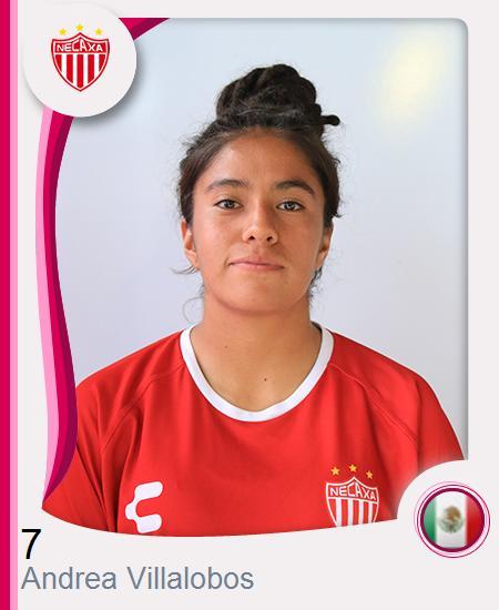 Andrea Villalobos