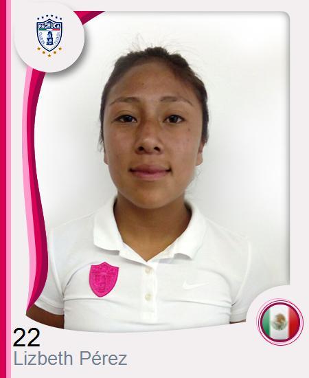 Lizbeth Valeria Pérez Contreras