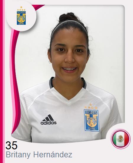 Britany Yaresi Sarahi Hernández Tovar
