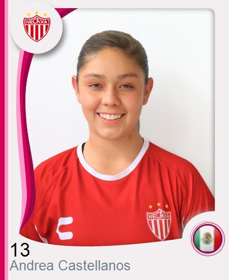 Andrea Sofía Castellanos Méndez