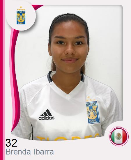 Brenda Abigail Ibarra Beltrán
