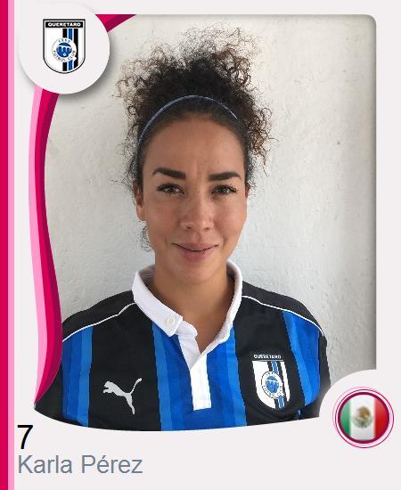 Karla Alejandra Pérez Santana
