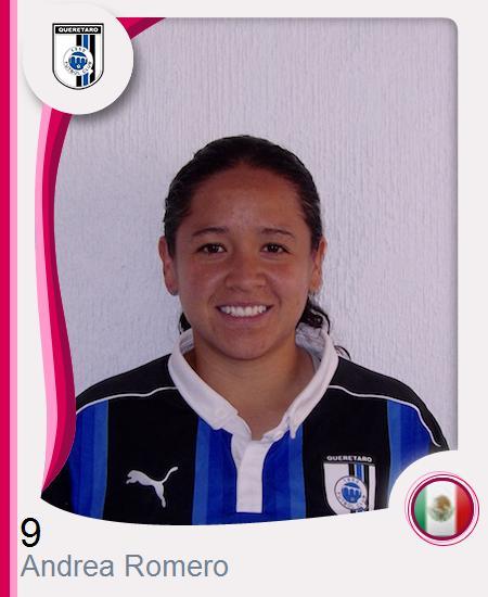 Andrea Guadalupe Romero Olivares