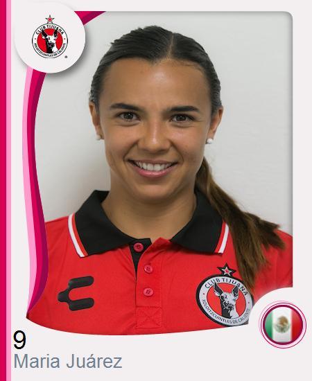 María Juárez
