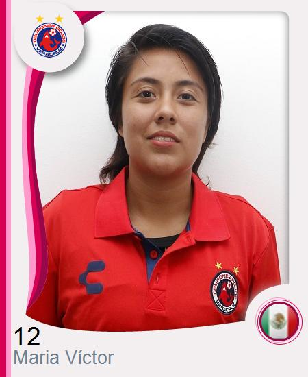 María Guadalupe Víctor Jacome