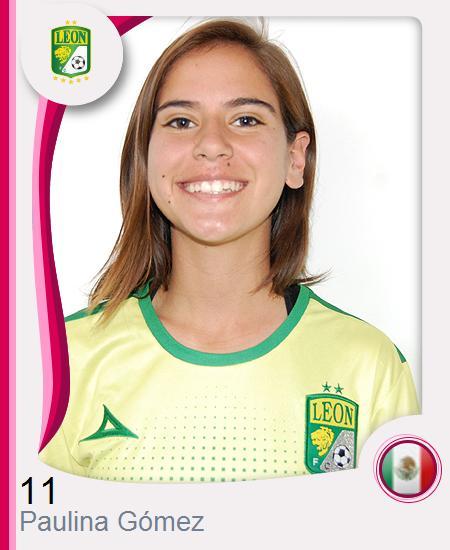 Paulina Gómez