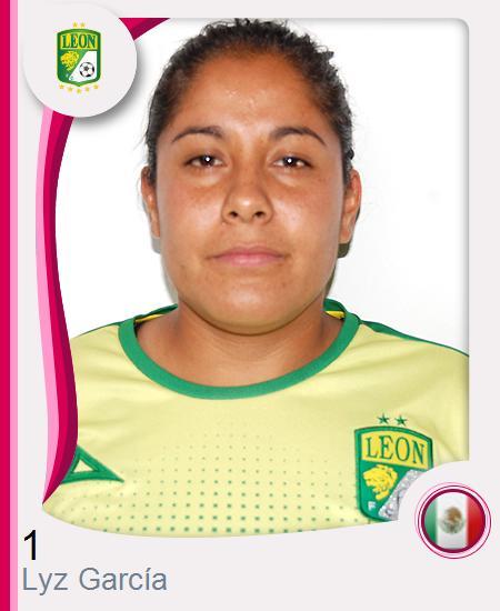 Lyz Valeria García Sandoval