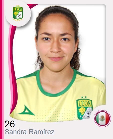 Sandra Georgina Ramírez Álvarez