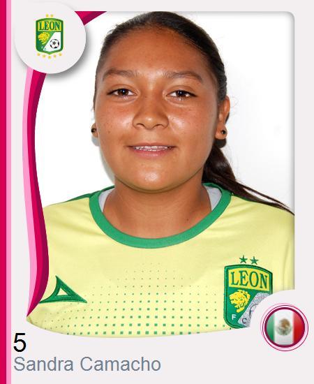 Sandra Paola Camacho Guerrero