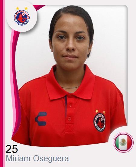 Miriam Oseguera Paredes