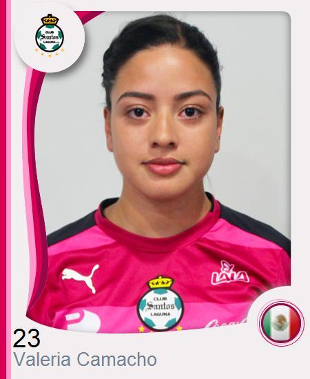 Valeria Camacho Jurado