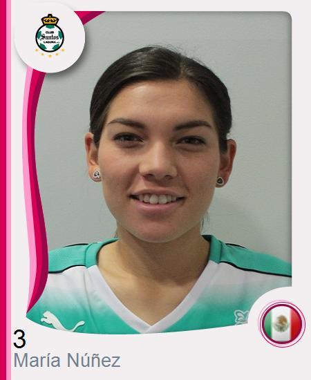 María Cristina Núñez Soto