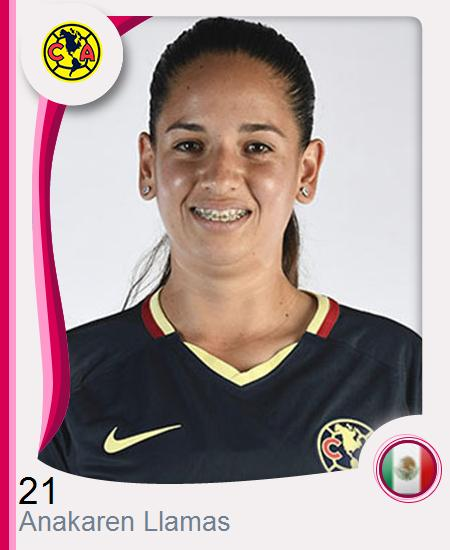Anakaren Llamas Martínez