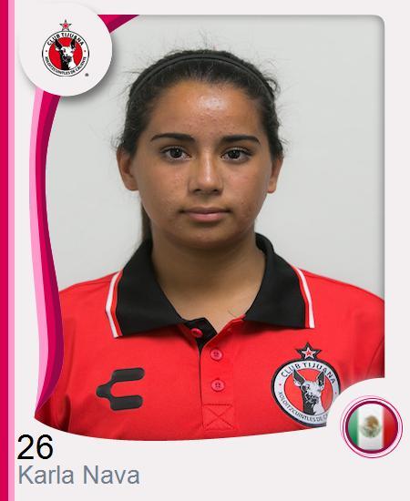 Karla Selene Nava Rodríguez