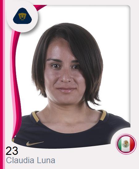 Claudia Araceli Luna Hernández