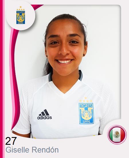 Giselle Alejandra Rendón Araiza