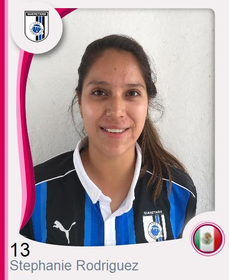 Stephanie Lizeth Rodríguez Rodríguez