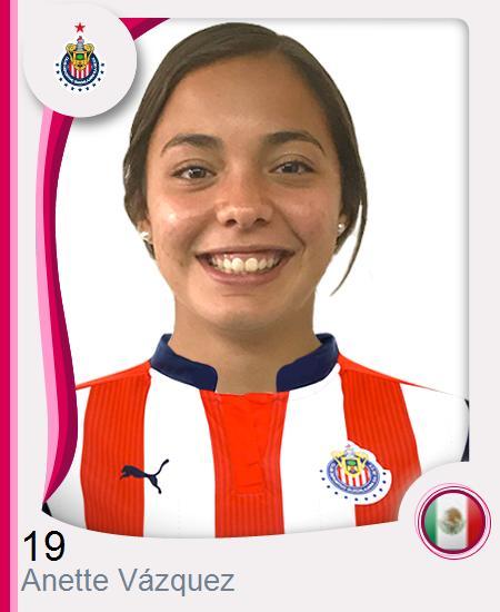 Anette Vázquez