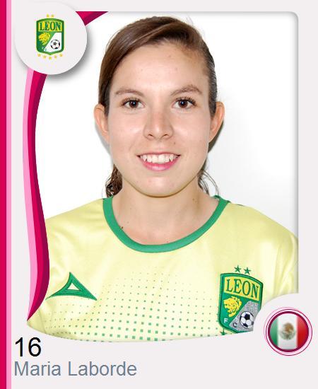María Fernanda Laborde González Del Castillo