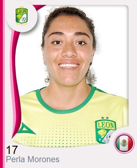 Perla Cristina Morones Monjaras