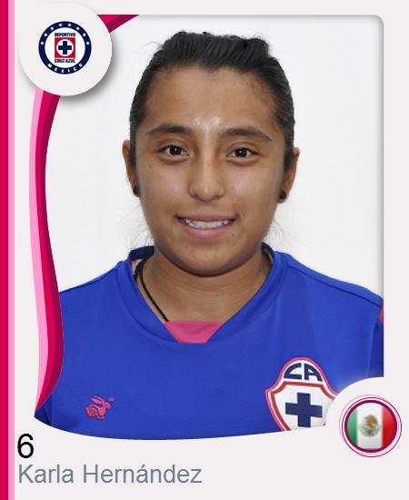 Karla Carolina Hernández Ochoa