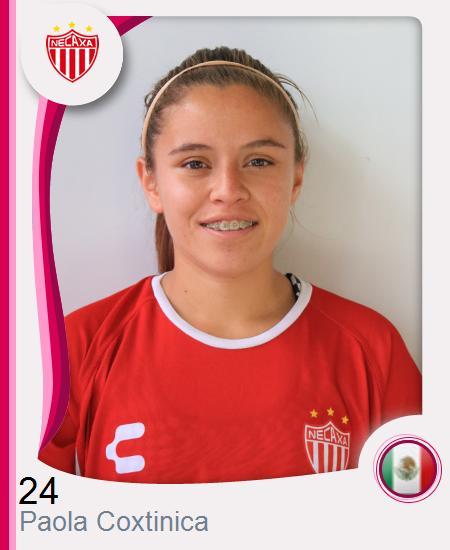 Paola Coxtinica Trejo