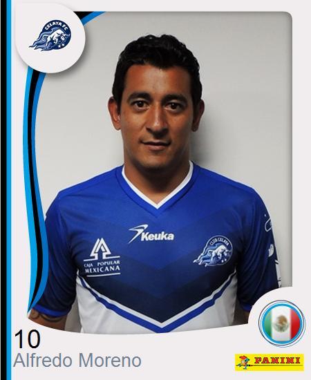 Alfredo David Moreno Rojas