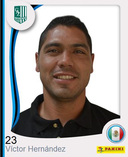 Víctor Hugo Hernández Oropeza