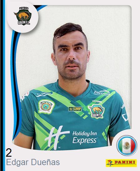 Edgar Esteban Dueñas Peñaflor