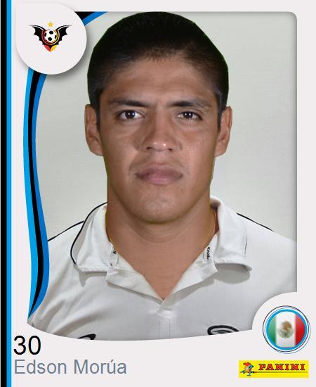 Edson Francisco Enrique Arturo Morúa Garza
