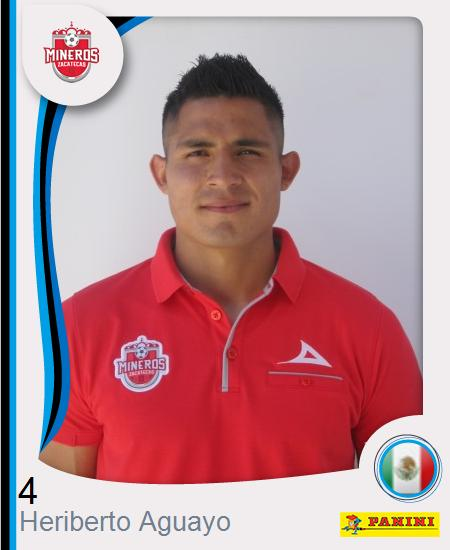 Heriberto Aguayo Muñóz