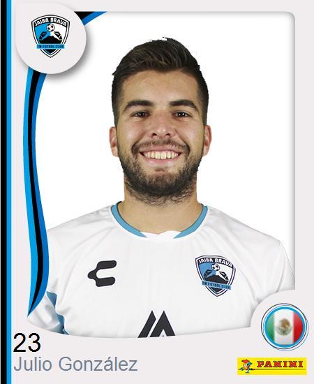 Julio José González Vela Alvizu